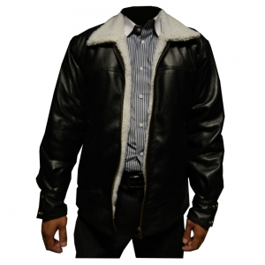 Leather Jackets Mens-BE-16086