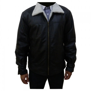 Leather Jackets Mens-BE-16087